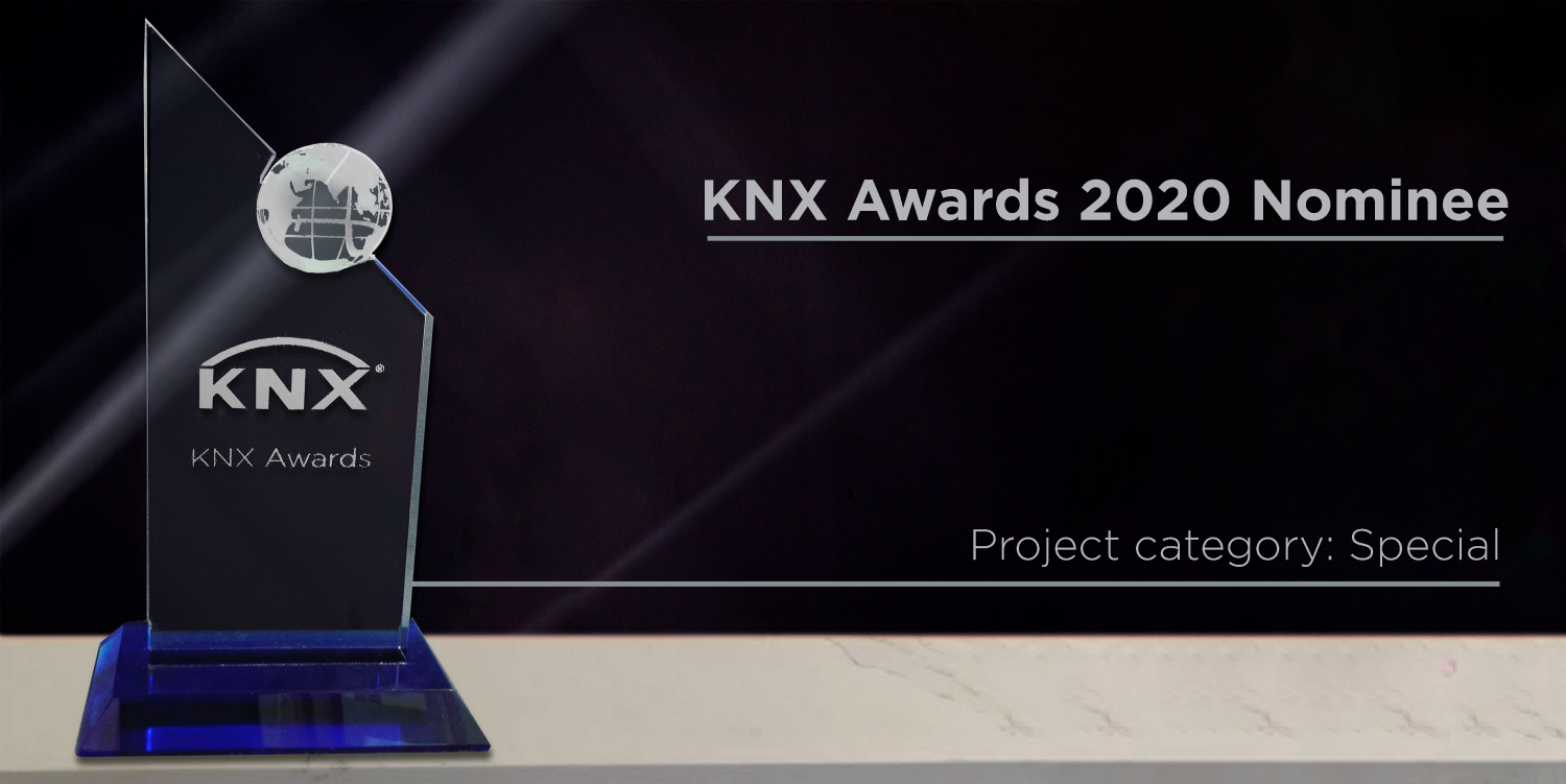 KNX Award 2020 Nominee Banner